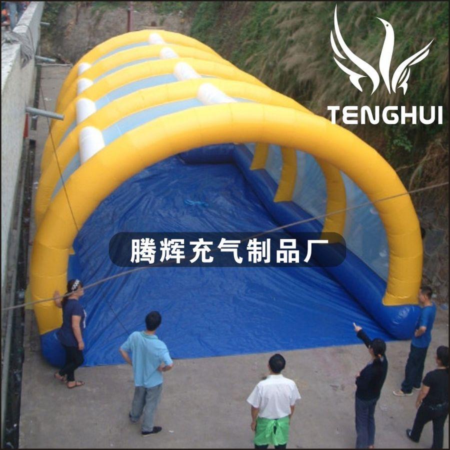 定制充气帐篷 首先东莞腾辉气模厂 品质保证 物价廉美