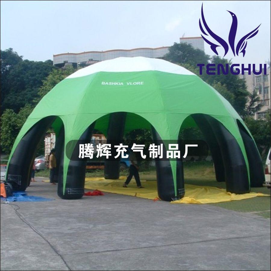 广告充气帐篷 6脚帐篷 8角广告帐篷