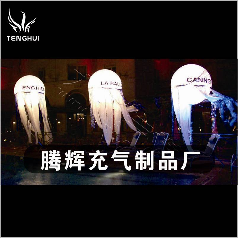 大型活动发光气模 演唱会装饰气模